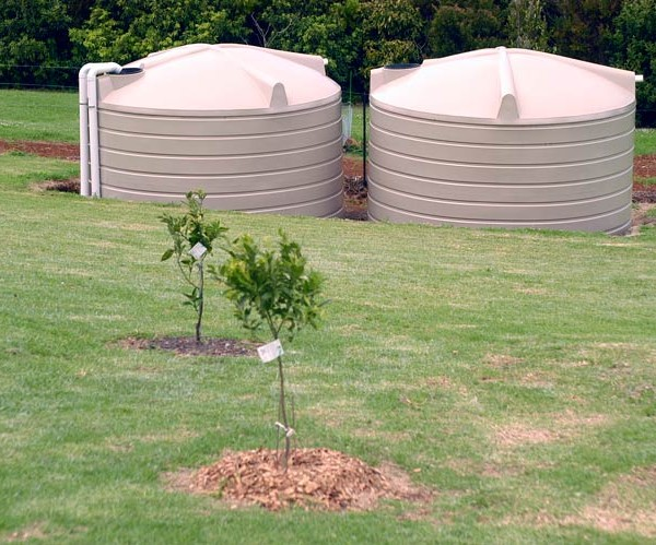 22,700 Litre Water Tanks