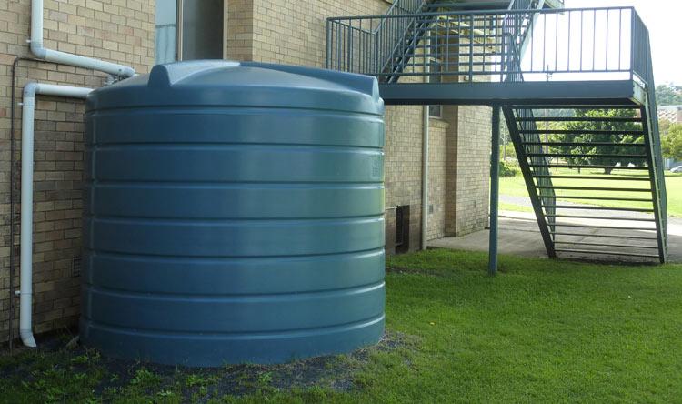 R10000 Litre Rainwater Tank Duraplas