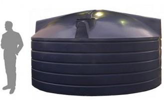 22,700 Litre / 5,000 Gallon Squat Water Tank