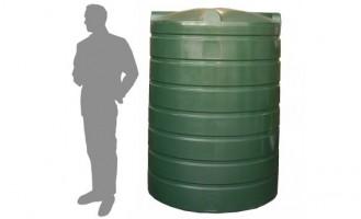 R2720 Litre Upright Rainwater Tank