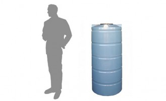 R545 (500) Litre Rainwater Tank