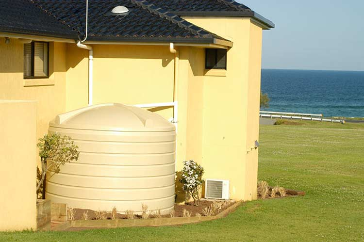 13,500 Litre Household Tank