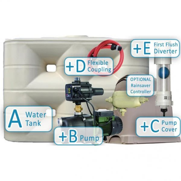 5000-litre-urban--slimline-water-tank-package-with-pump