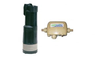 DAB Divertron 1200 Submersible Pump with Rainsaver Controller