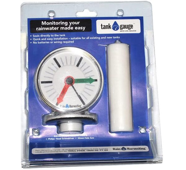 Dial-Water-Level-Indicator