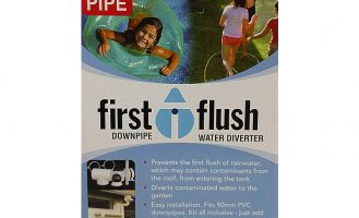 FIRST-FLUSH__WATER DIVERTER